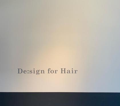 De:sign for Hair所属の石崎希美