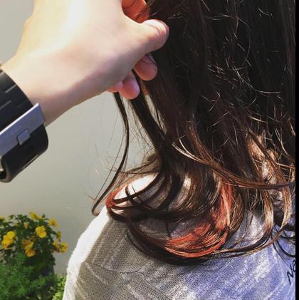 hair makeearth鶴岡店所属の小野寺ひかり