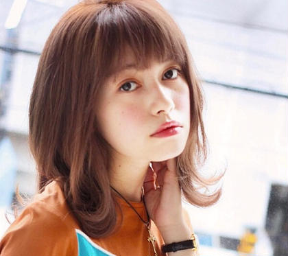 BIANCA所属の浦野瑠美