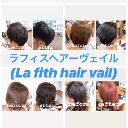 ラフィスヘアーヴェイル(La fith hair vail)所属の中村優志