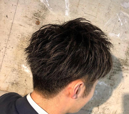 hair makeLOGIC所属の森本智也