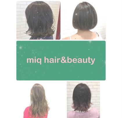 miq hair&beauty所属の落合桃瑠