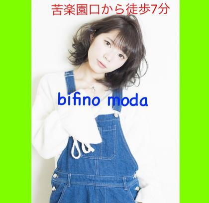 "bifino moda""ビフィーノモーダ""所属のカミイデショウセイ"