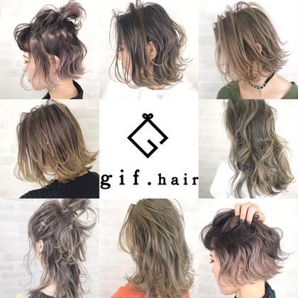 gif.hair所属の西村隼人