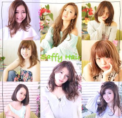 Saffy Hair Resort所属の池田博之