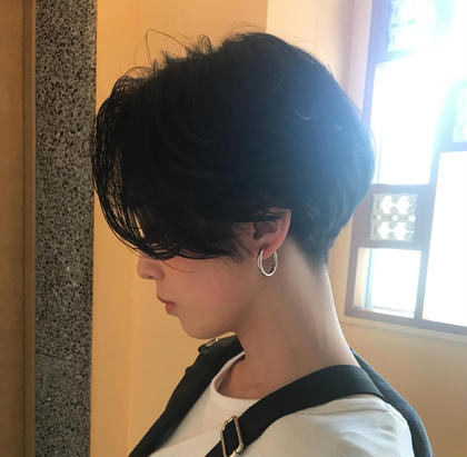 hairsalon&spaATTEND所属の山内研二