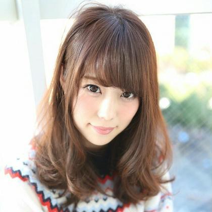 Agu hair tiara  泉中央店所属のAgu hairtiara 泉中央店