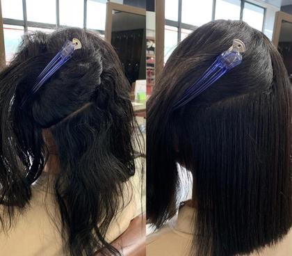 hairdesignBEER渡辺通店所属の濱田凌