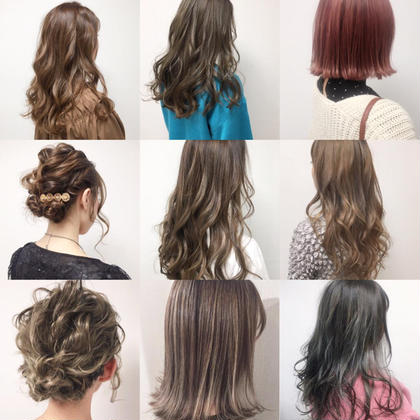 ALLULE  hair 梅田店所属の内山夏樹