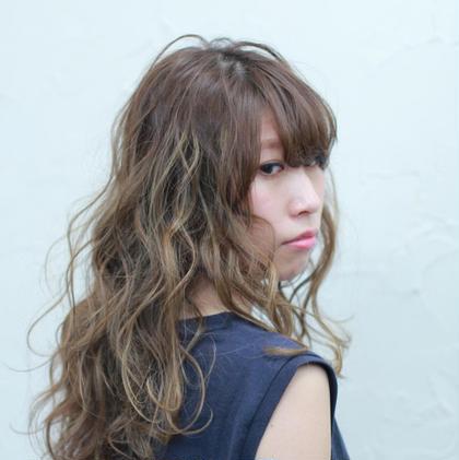 hair make emu所属の野田あさみ
