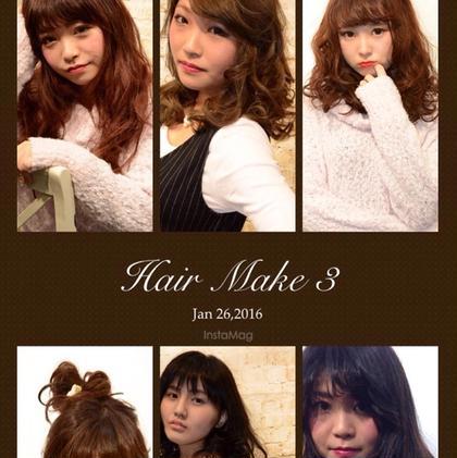 hairmake3所属の松井利記