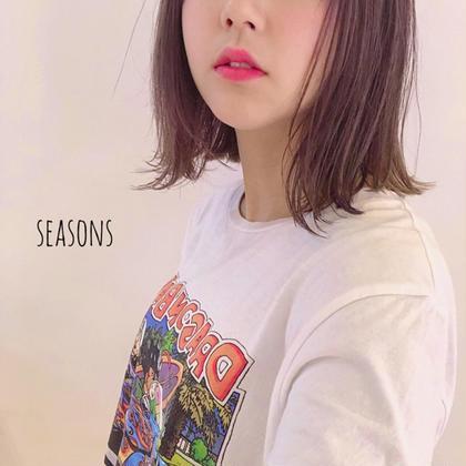 Seasons所属の【カラーリスト】seasons