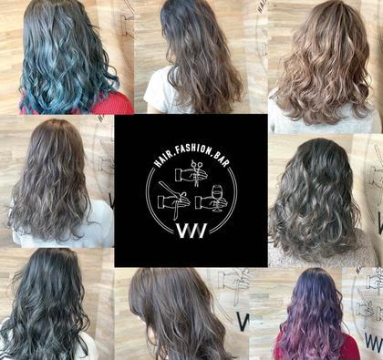 VII (ヴィー)hair.fashion.bar所属の市妙裕貴