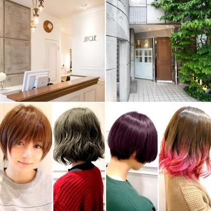 Hair Salon JUNQUE所属の小鳥遊樹