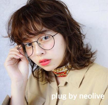 plug byneolive所属の鈴木莉愛
