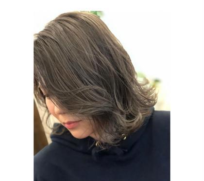 vira   hair所属の大石ゆか