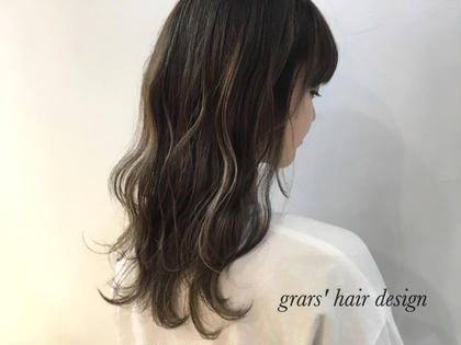grars' hairdesign所属のキムラヨウコ