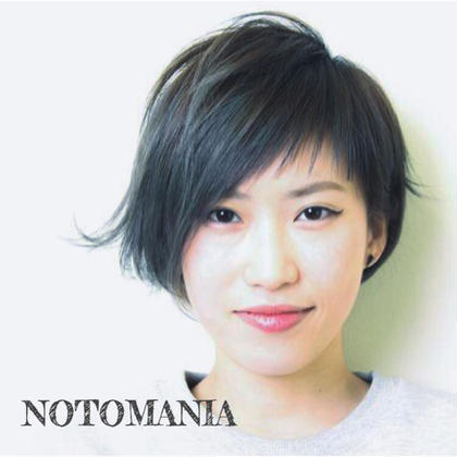NOTOMANIA所属のイシハラアズサ