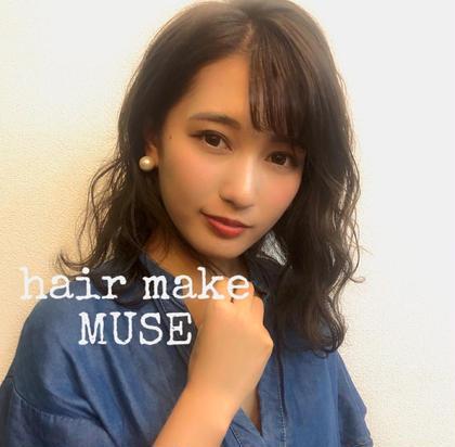 HAIR  MAKE   muse所属の森脇麻紀子