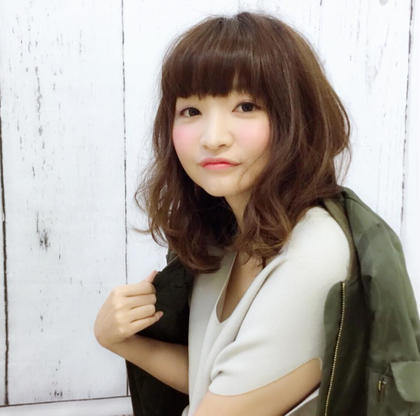 hair&face  LOBEAUT所属の小笠原一倫