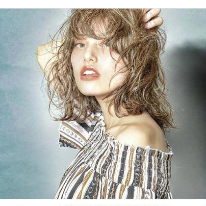 hair&make EARTH 大宮駅前店所属の村上陸