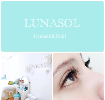 LUNASOL Nail&Eyelash所属のLUNASOLEyelash