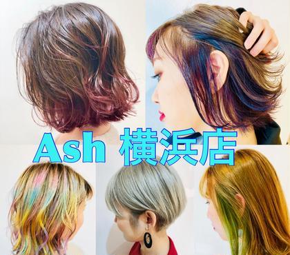 Ash 横浜店所属の柴崎正人