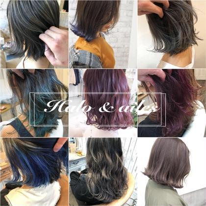 Halo hair design所属の小川淳之