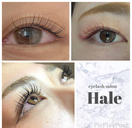 Eyelashsalon Hale.所属のEyelashsalonHale