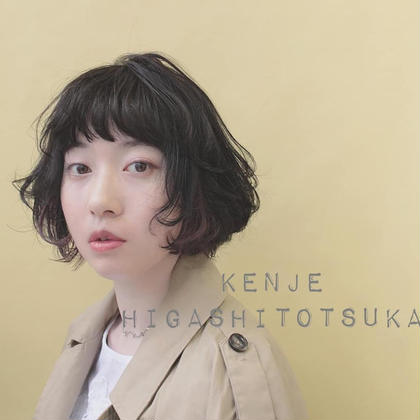 KENJE東戸塚所属の坂口茉莉子