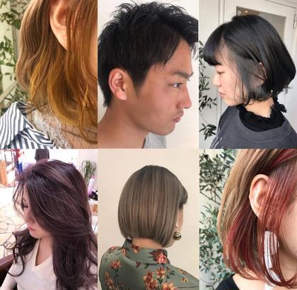 hairmakeKomorebi所属の羽賀有梨