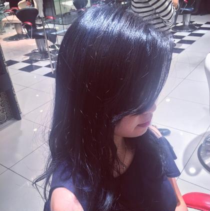 Hair&MakeEARTH上田店所属の古谷菜月