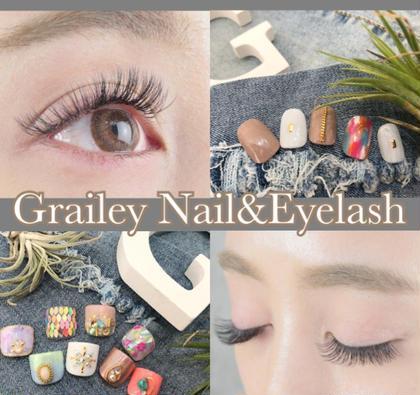 GraileyNail&Eyelash所属のGraileyグレイリー