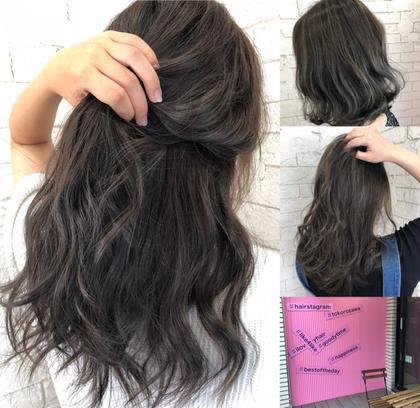 agir hair所属の廣田由加