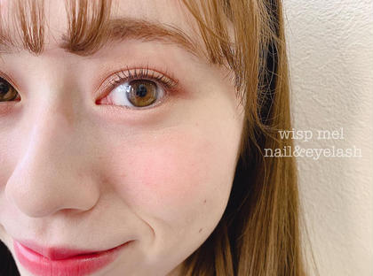 wisp  mel nail&eyelash所属の岡田胡桃