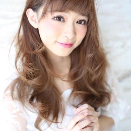 agu hair fran所属のaguhairfran盛岡本宮店