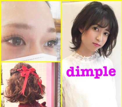 DiMPlE  ディンプル所属のdimple🌸山浦美恵🌸