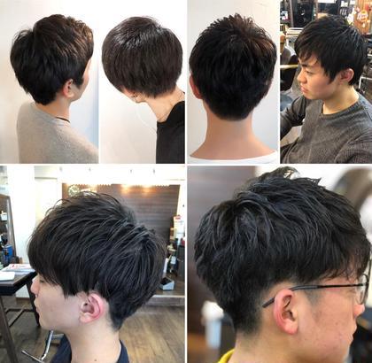 hairbeautyDefrag所属の伊東遼太郎