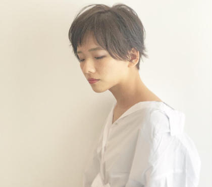 hair design BEER所属の中川葉璃香