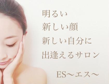 ES esthetique salon所属の中川彩夏