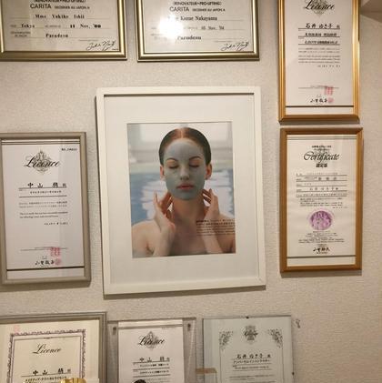 山野愛子どろんこ美容クレスティサロン新城店所属の石井ゆき子