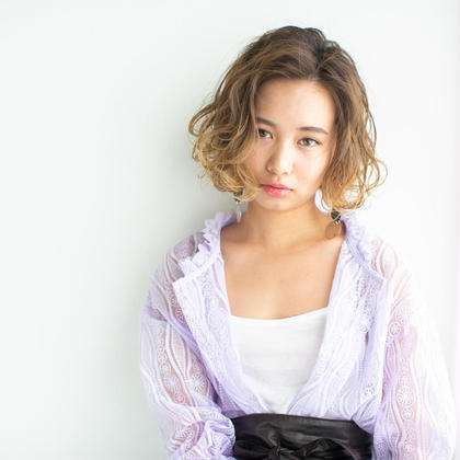 alet hair所属の中村若菜
