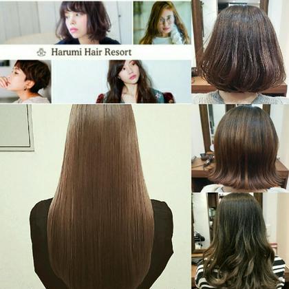 Harumi hair&resort所属の安田浩司