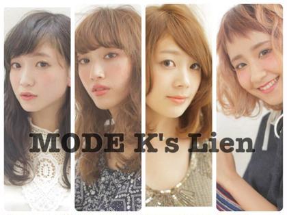 MODE K's Lien所属のMODE K'sLien