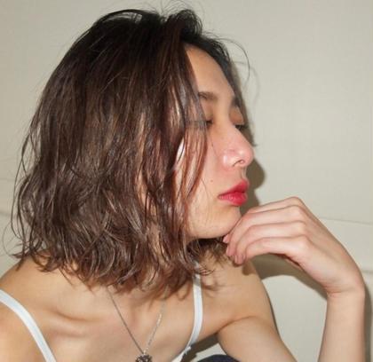 hair make apricot所属の松島紫
