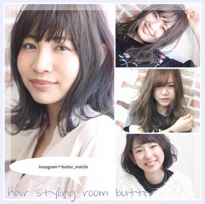 hair styling room【butter】所属の福本唯花