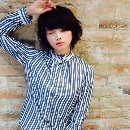 hair&make EARTH大船店所属の森田雷蔵