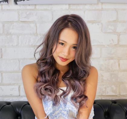 hair  design germe所属の篠田和希