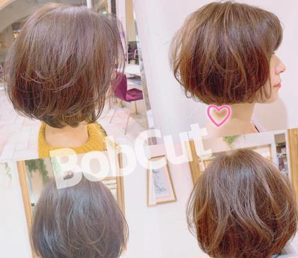 Of hair(オブヘアー鷺沼店)所属の喜多菜々子