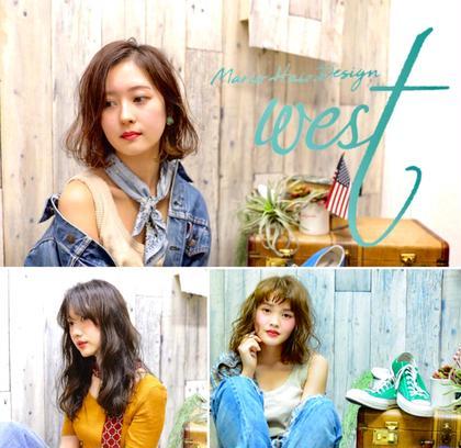 mario  hair designWEST所属の竹嶌健吾